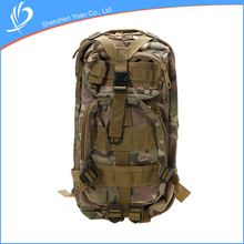Rain Cover Support Cp Camouflage Cool Tactical Back Bag For Man