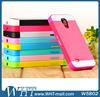 Detachable Back Cover for Samsung Galaxy S4 Mini Hard Case 2 in 1 Hybrid Shell