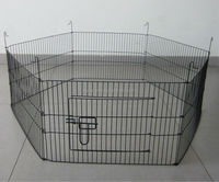 2015 portable wire dog puppy playpen Run Hutch