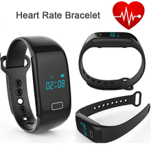 2016 Bluetooth Smartband JW018 Heart Rate Monitor Bracelet Fitness Activity Tracker For iPhone IOS Android Smart Wristband