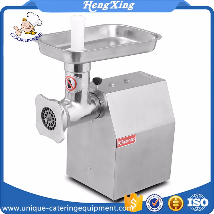TT-12 120kg/h Restaurant Stainless Steel Commercial electric meat grinder 32 replacement parts price