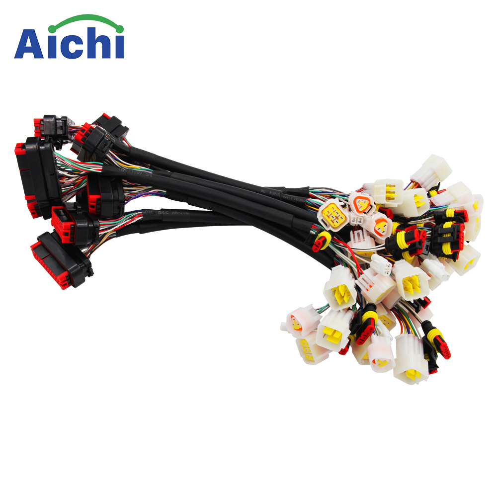 Wholesale Automotive Wiring Harnesses Oem Online Buy Best Bus Wire Harness Suitable For Tour Strongwire Strong Strongharness