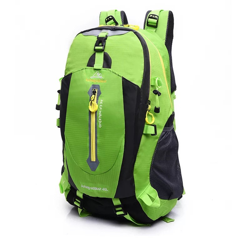 2017 New design camping bag professional hiking bag with good quality