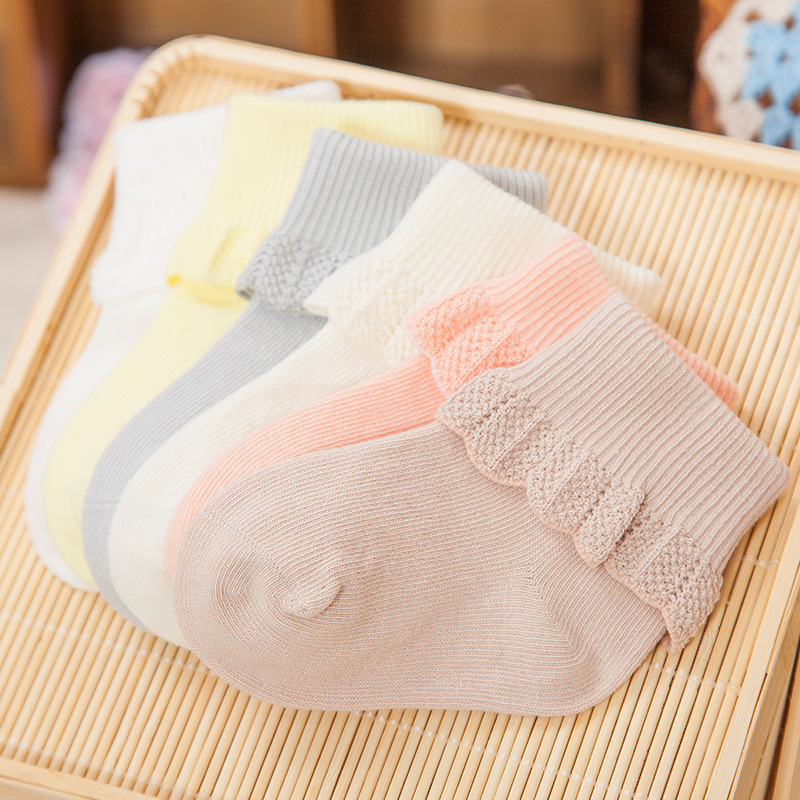 New Style Wholesale baby cotton socks Hot sale baby socks