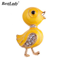 Best lady Fashion Animal Brooches Women Girls Gifts Pins Clip Scarf Shoulder Accessory Statement Charm Cute Brooch Jewelry 5399