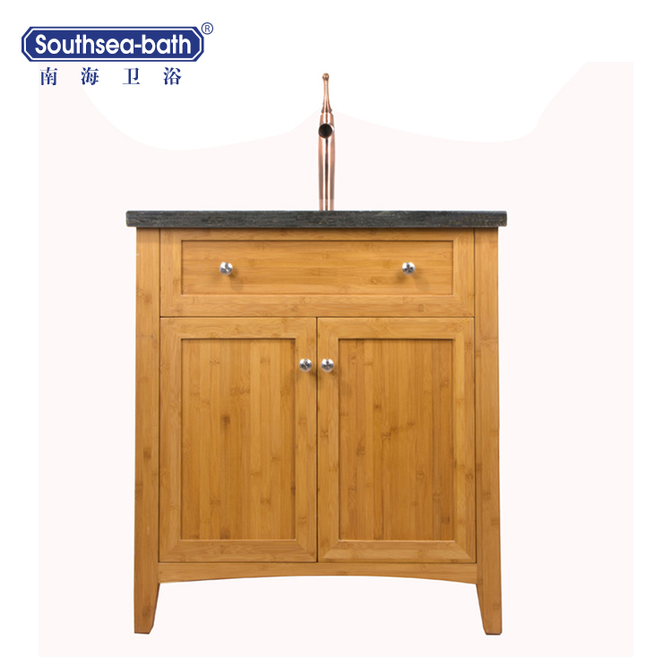 Bamboo Bathroom Vanities bamboo floating bathroom vanity cabinet, bamboo floating bathroom