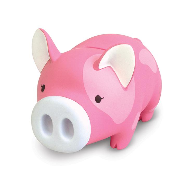 картинки свинка копилка розового цвета тату