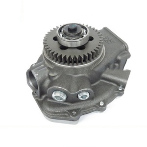Hot selling 1588053, 1767000, 3522077 C12 engine water pump with warranty 1 year