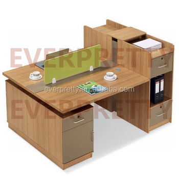 Workstation Office Executive Desk, Office Computer Table Models, 2 Person Office  Desk