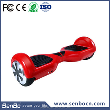 "China factory Direct Supply 6.5"" Electric scooter Two wheels electronic balance scooter in big tire"