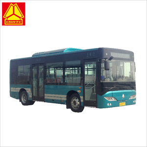 Sinotruk HOWO 25 seats electric city bus price