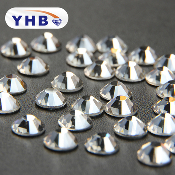 Yhb Genuine Austrian Crystal Neckline Design Rhinestones Near Me Wholesale  Prices Rhinestone - Buy Yhb Crystals Wholesale Prices,Genuine Austrian