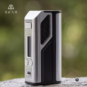 100% Authentic Lost Vape Skar Dna 75W TC Box Mod Dna 75 Chipset Announced  By A&D