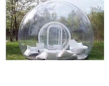 Giant Outdoor Dome Clear Inflatable Bubble Tents House For Sales