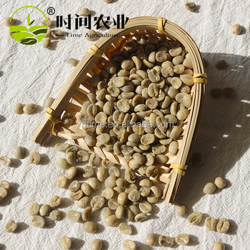 wholesale with a good price A plus arabica green coffee