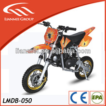 50CC Chinese motorcycle with electrical start