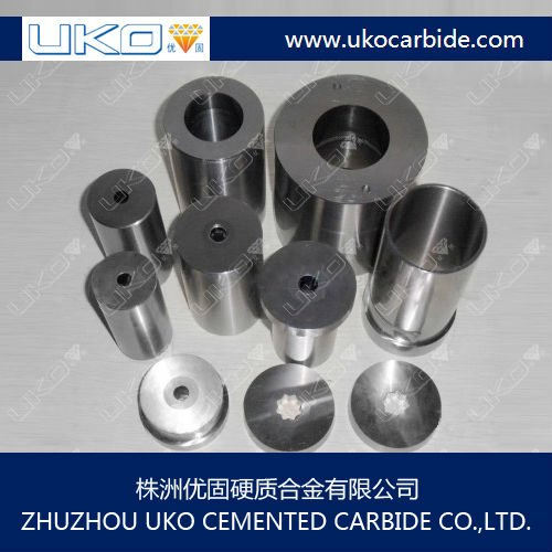 Carbide Heading Dies Used to Screw Header Punch