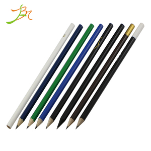 China suppliers school office drawing stationery cool round hexagon sketch pencil for preprimary children writing tool