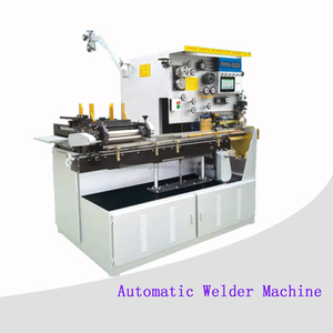 Automatic Tin Can Seam Welder for Square Oil/Chemical Can Production line