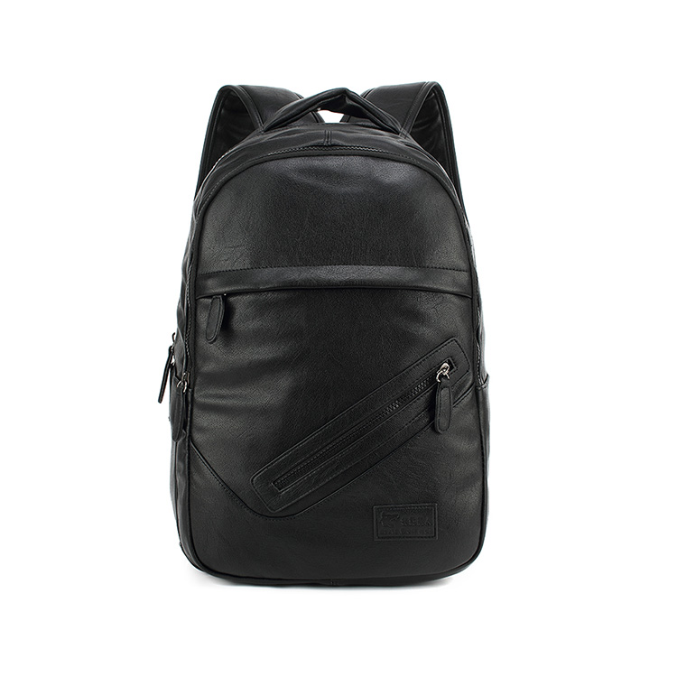 Chinese products sell good reputation practical men leather backpack