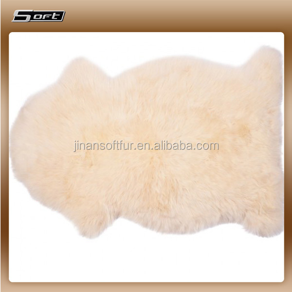 Favourite Fur Leather Rugs Distributor Modern Sheepskin Rugs
