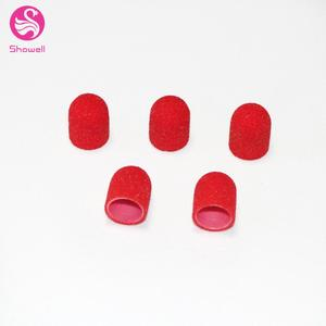 Top sale nail sanding caps in nail polish