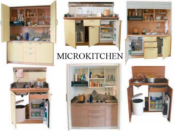 Micro Kitchen Home Design Ideas