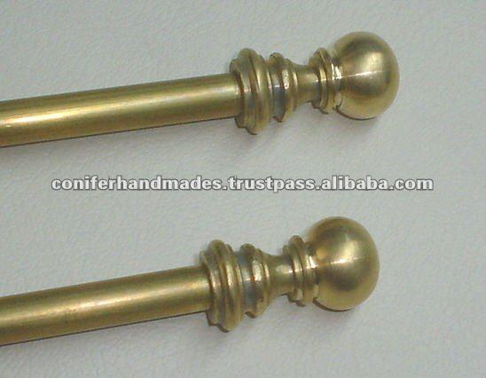 Metallic Scroll Rods for Wedding Invites