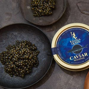 Good Quality Japanese Sushi Fish Eggs black Caviar, special discount for  sturgeon eggs