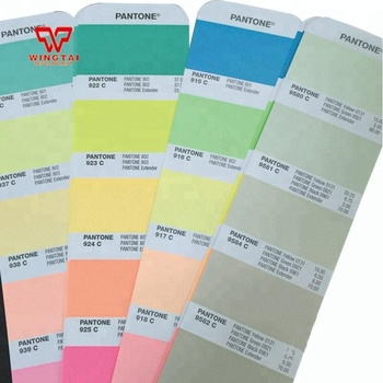 Latest Gg1504 Pantone Color Chart Pink Color Buy Pantone Color