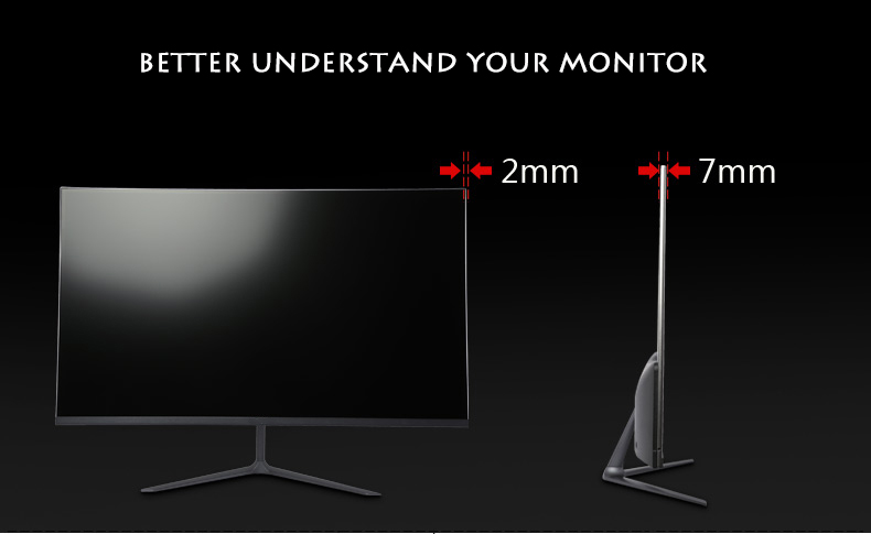 best pc gaming monitor ips 27inch 2560*1440 165hz