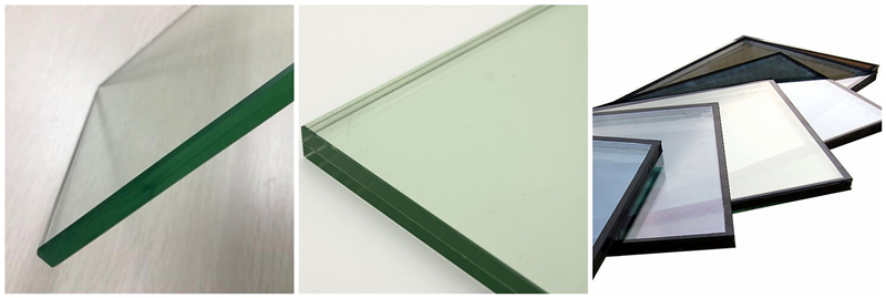 China manufacturer PVB SGP polyvinyl butyral film interlayer curved bent tempered laminated glass panel factory