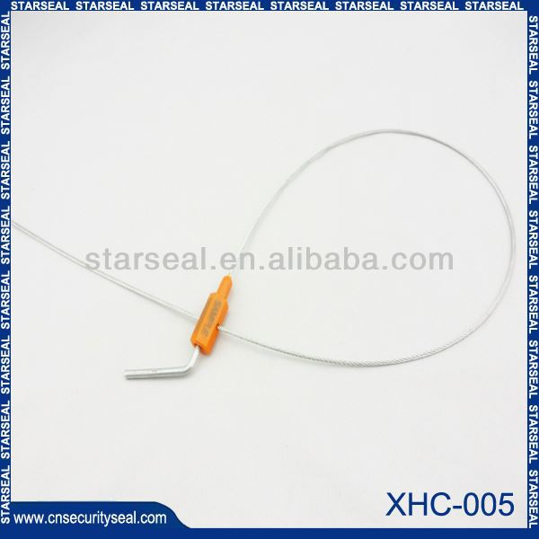 XHC-005 kids plastic rings security seals