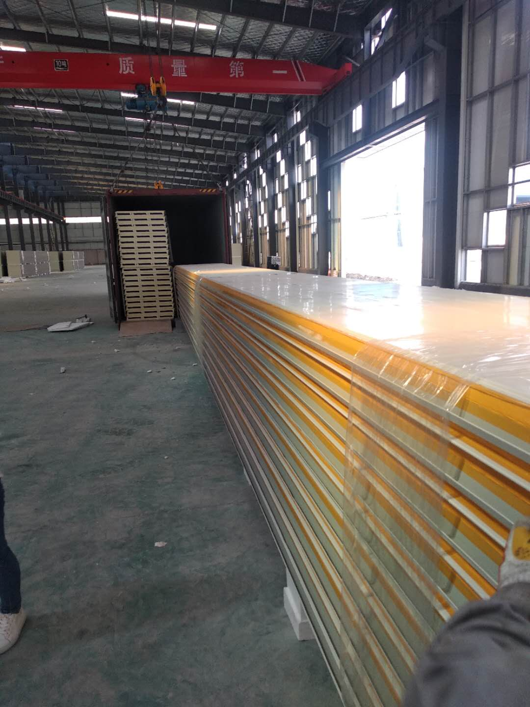 Eps Sandwich Material Roof Panel Sandwich Wall Panel Eps