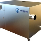 Restaurant Kitchen Industry Modern Desgin stainless steel portable Grease trap for commercial kitchen