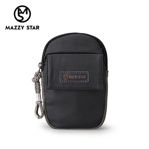 High density small shoulder bag cheap price canvas sling bag for men high quality blank canvas wholesale messenger bags MS824