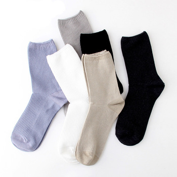 New linen cotton socks breathable deodorant hand-sewn comfortable men's socks sweat-absorbent and quick-drying socks