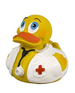 Latex Rubber Duck Lanco Doctor by LANCO