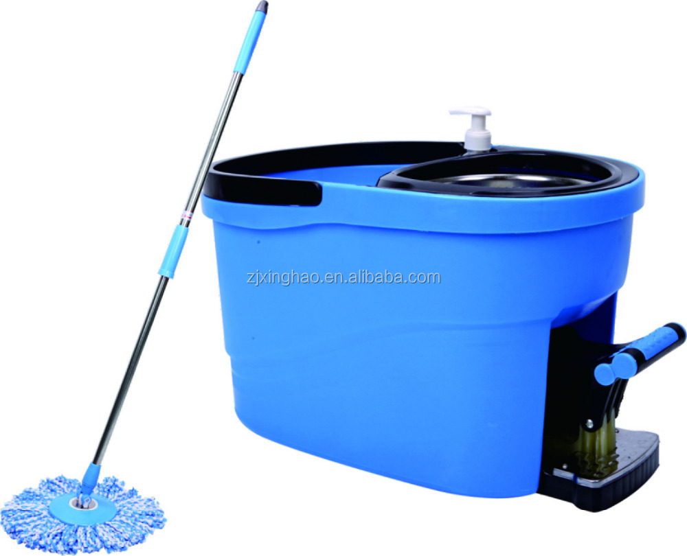 Plus pedal magic mop spare parts,japan magic mop bucket
