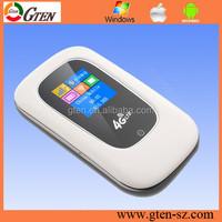 Best 3g 4g portable setup wireless router Support main 4G LTE FDD broadband 800/1800/2600MHz