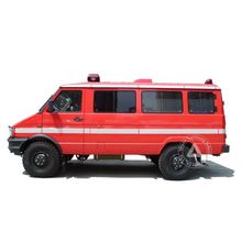 Emergencia China <span class=keywords><strong>Van</strong></span> ambulancia en venta en Dubai