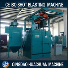 Hook type shot blasting machine / hook shot blasting machine / hook shot blaster