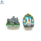 Factory Promotion souvenir 3d resin fridge magnets for sale