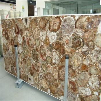 Petrified Wood Mosaic Countertop/tabletop