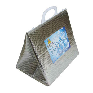 Reflection barrier insulation isolation Hot Cold Picnic Usage 6 can cooler bag Thermal Bag