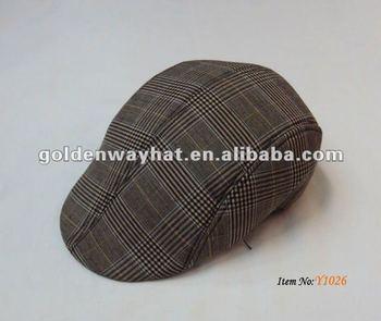 2014 Cheap Hiphop Custom Flat Cap hat Ivy Caps Cotton Warm Winter For Man -  Buy Custom Flat Cap 762ce091b10