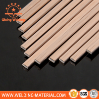 0% 2% 5% 15% silver content welding alloy brazing rod made in China