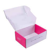 Electronic product box mailer box for electronic electronic packaging box