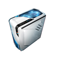 High quality form Factor and With Side Panel Window,With Power Supply,With Fan Style ATX gaming computer case