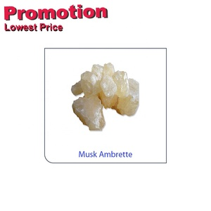 Factory Price Musk Ambrette Lump Musk Used Perfumes